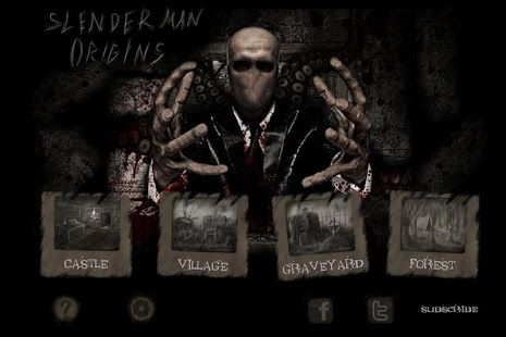 Slender Man Origins Free – Immerse yourself into the thick atmosphere of mystery and horror!