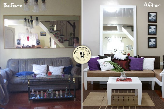 RL Makeovers: A P120,000 Makeover for an Antipolo House