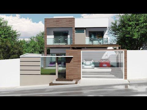 4 dicas para escolher o projeto da sua casa youtube for Casa moderna sketchup download