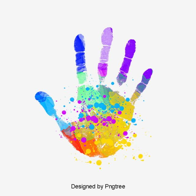 Handprint Handprint Clipart Graffiti Png Transparent Clipart Image And Psd File For Free Download Graffiti Hand Print Color Splash