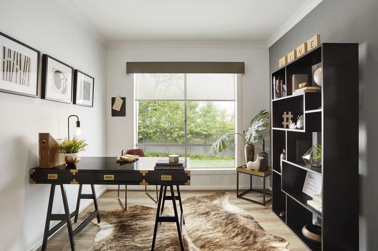 Granvue Homes Premium Series - Melanite Display Study