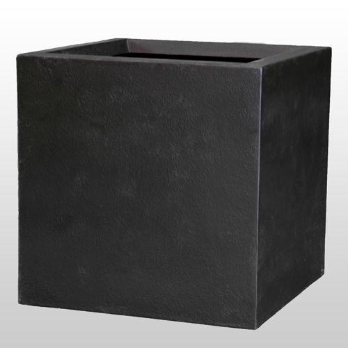 Kellock Geo Rok cube  Black 600 sq x 600 h $545