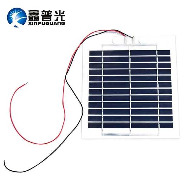 6v 3w 500ma Poly Cell Flexible Transparency Pet Solar Panel For Charger Use For Diy Kits Toys Portable L Solar Technology Solar Panel System Solar Power Panels