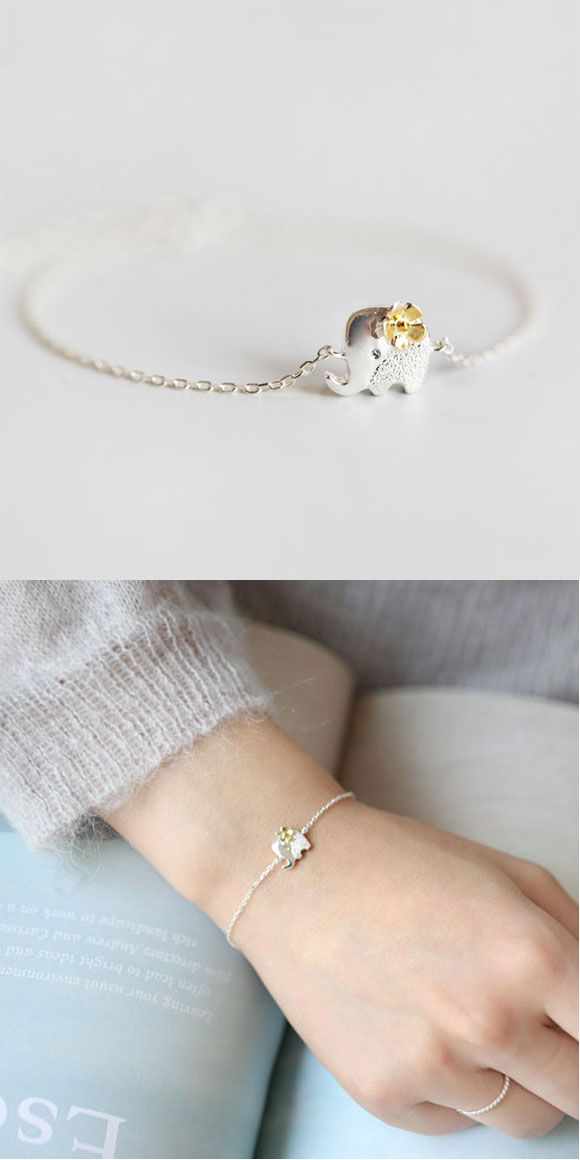 Check the way to make a special photo charms, and add it into your Pandora bracelets. #elephant #bracelet