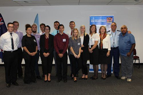 TAFE SWSi IPROWD SUCCESS: Creating a better relationship between the police and the Aboriginal community - TAFE NSW - South Western Sydney Institute