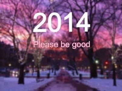 God has told me 2014 is going to start off with battles, but by this time in 2014.... I will discover courage I never knew I had. I will be victorious and beat cancer and I will see the purpose around this time in 2014.... Bring it on God we can do it TOGETHER!
