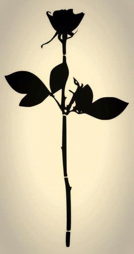 Violator Rose (TattooIdea)
