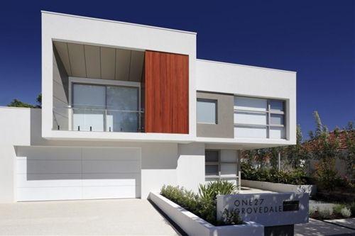 Modern Rectangular-Shaped House Boasting an Elegantly-Joyful Interior