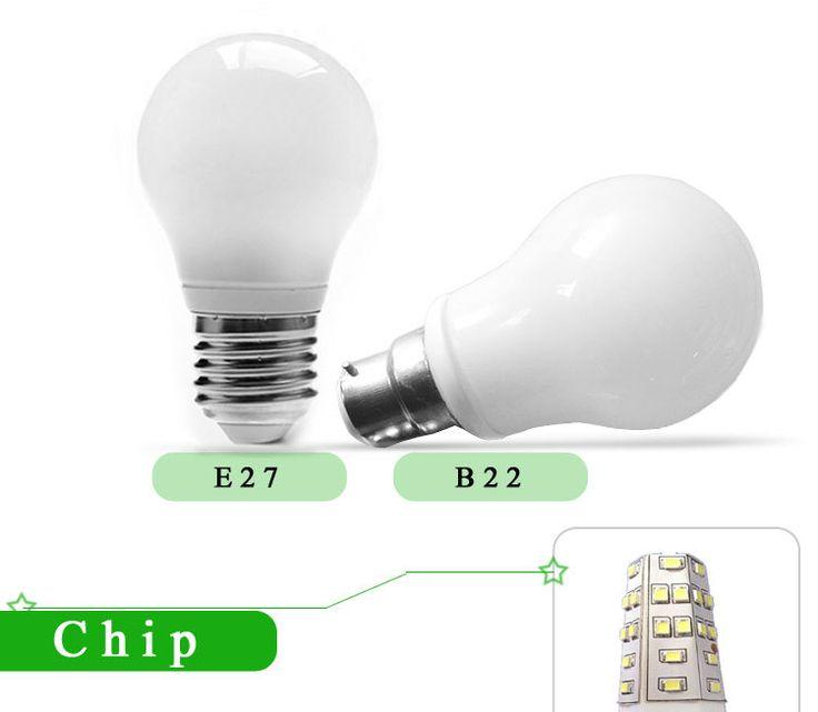 Buy Hot sale Home decor led bulb 360 degree 5w 7w 9w LED light bulbs E27 B22 LED Residential Lighting on bdtdc.com