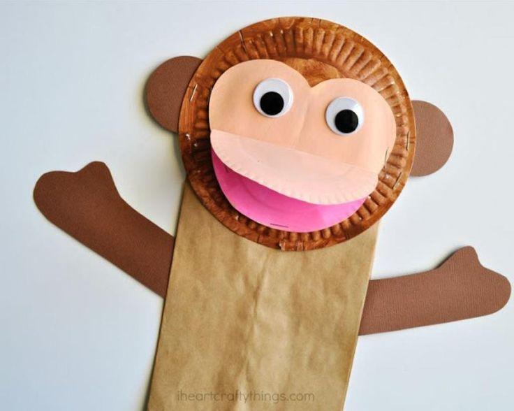 14 Bricolages pour enfants à faire avec des assiettes en carton, sur le thème des animaux! - Trucs et Bricolages