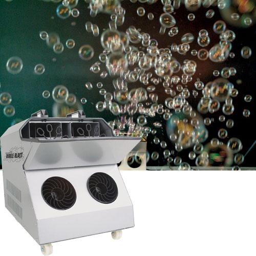 Bubble Machine. I'd feel like I'm 5! :)