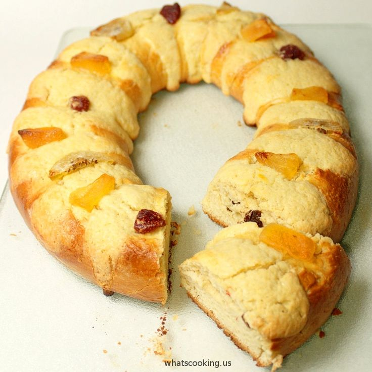 Rosca de reyes | What's Cooking Mexico