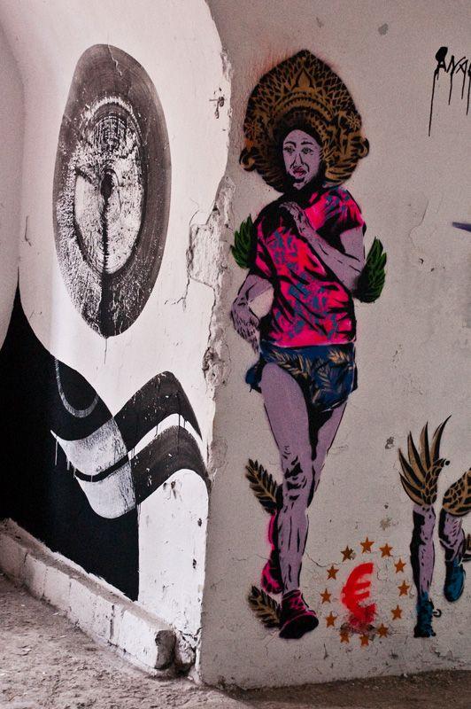 Jerzego Waldorffa Street, Forty Bema. By Anagard
