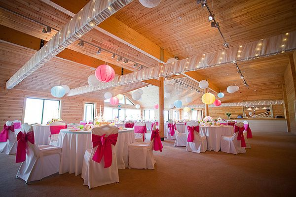 Styal Lodge - purpose built Cheshire wedding venue, and a blank canvas. Pic: Jonny Draper photography