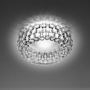 Caboche Ceiling Flush Mount | Foscarini at Lightology