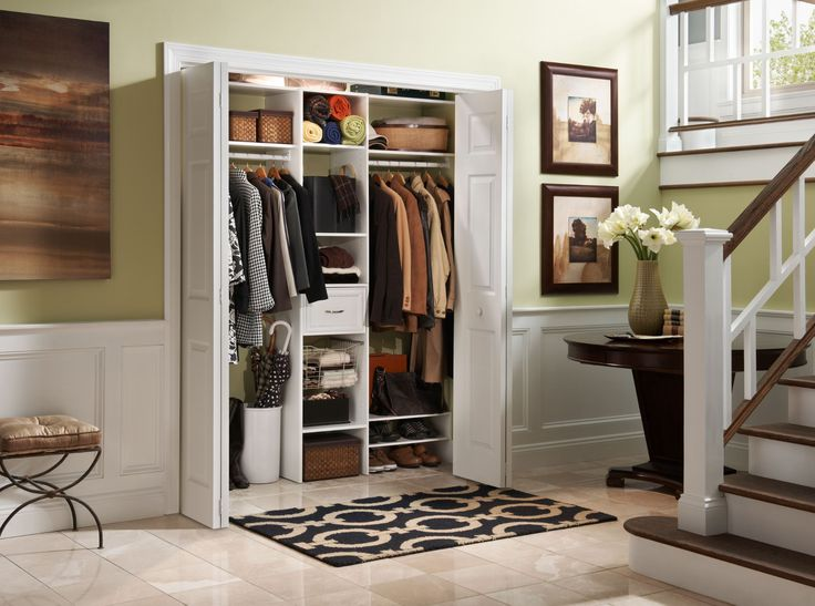 An Entryway Closet Needs To Be Ready For Anything. Make Yours Prepared For  The Changing