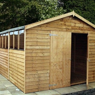 Garden Sheds 20 X 12 21 best garden sheds images on pinterest | wooden sheds, garden