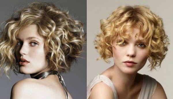 Tunsori Par Mediu Ondulat Felicitarirame Haircuts For Curly