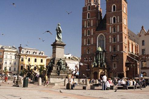 Cracow – the gem among Polish cities. More info: www.linktopoland.com