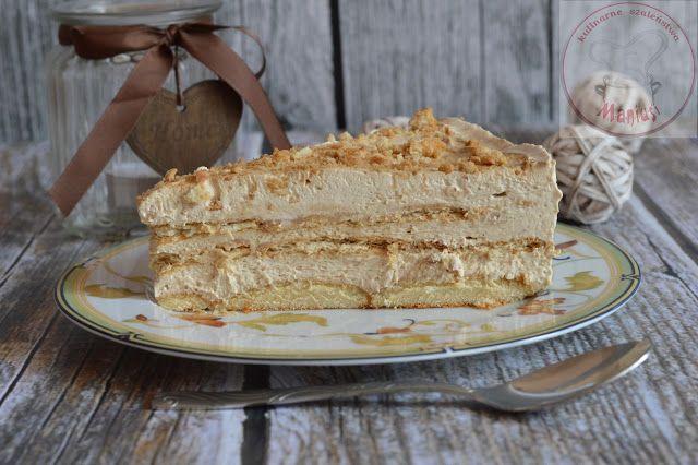 Ciasto kawowe na zimno - Kulinarna Maniusia