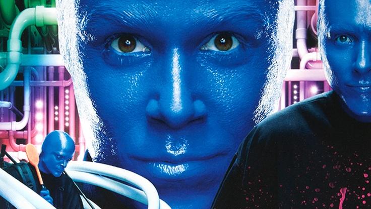 Blue Man Group Briar Street Theatre 86