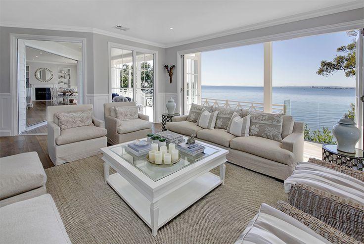 hamptons style bedroom - Google Search