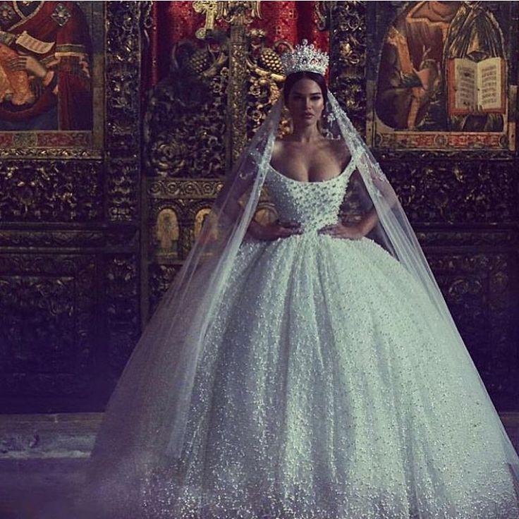 100 best amazing royal wedding dresses images on Pinterest - photo#18