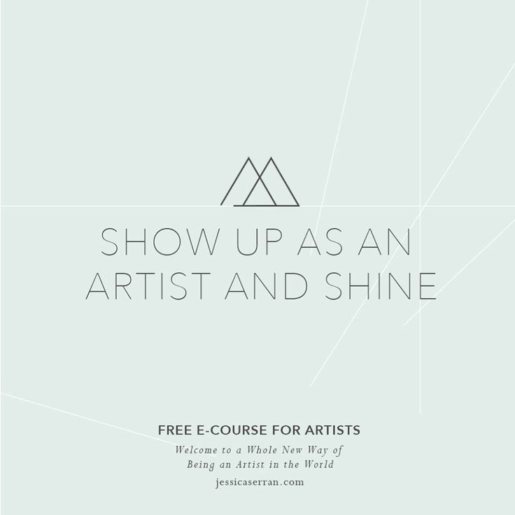 As part of the Becoming Artist Movement, I've created an invitation for you to do the same. In classic creator-style, I made a Free 5 Day E-Course: A step-by-step guide to put your feet firmly on the path of who you're here to be. It's time to Claim Your Calling. It's time to Show Up as an Artistand Shine. Register here and SHARE this with all of your creative friends. A profound Movement is at hand! Great action requires fierce commitment. https://jessicaserran.clickfunnels.com/welcome-mat