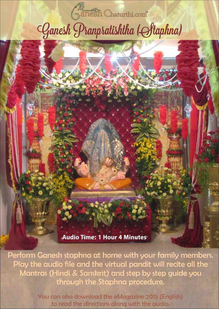Ganesh Chaturthi | How to celebrate Ganesh Chaturthi 2015