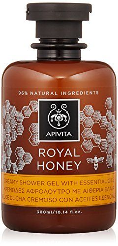 Apivita Royal Honey Creamy Shower Gel with Essential Oils 300ml1014oz New Product Exclusive Innovation * Continue to the product at the image link.