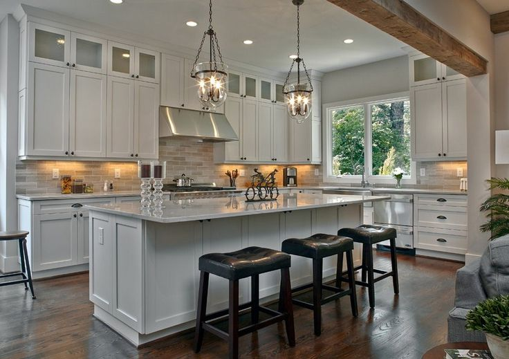 Cool 112 Amazing Kitchen Design Most Wanted Dream Every House have a Kitchen. Because Kitchen is a room or part of a room used for cooking and food preparation in a dwelling or in a commercial establi...