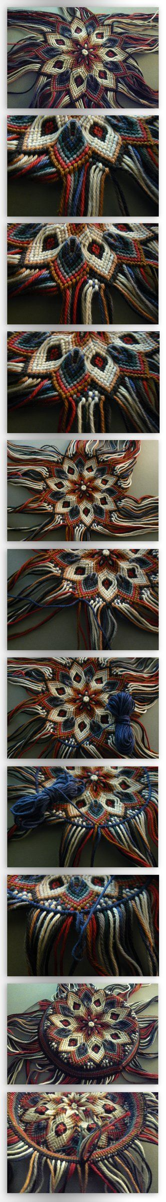 Pouch Tutorial Part III by ~nimuae on deviantART. WHOA nifty.....where do I find directions on how to make this??!!