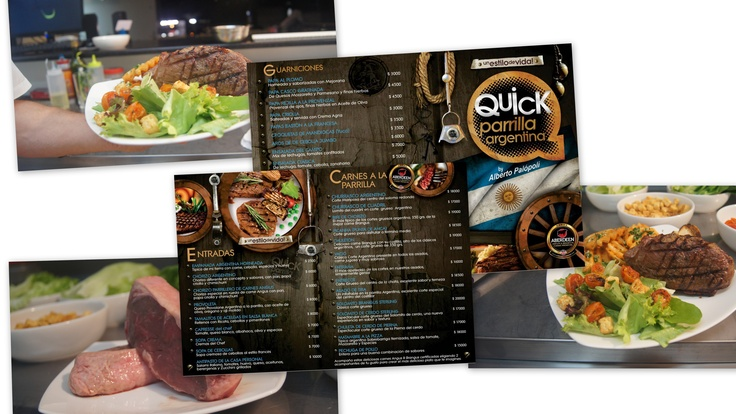 QUICK Parrilla Argentina en Envigado, Antioquia, el mejor Restaurante de carne Brangus Certificada