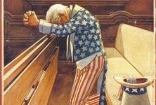 *: Prayer, Uncle Sam, Patriotic, Red White, Usa, Country