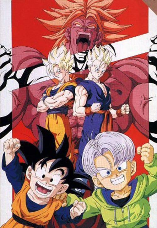 Download Dragon Ball Z Broly Second Coming full movie