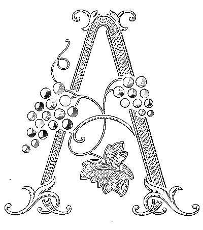 Alfabeto y otros diagramas