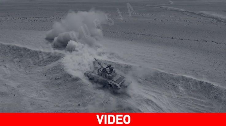 Οι μάχες στη Συρία έτσι όπως δεν τις έχετε ξαναδεί (video)