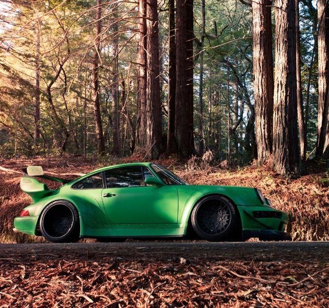 pandora one Porsche 964