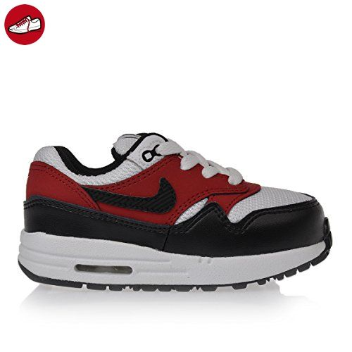 eb6a12961f ... Nike Air Max 1 LE BT-Unisex Kinder, rot - rot / schwarz ...