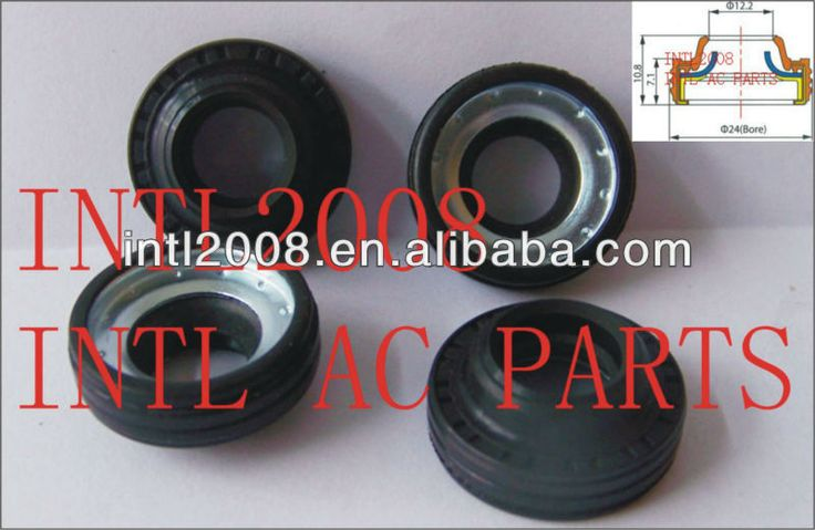 automotive air conditioning/CONDITION A/C ac compressor shaft Lip Seal for MSC90 MSC105 Mitsubishi