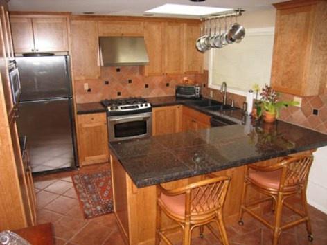 Tiles Countertops Kitchen