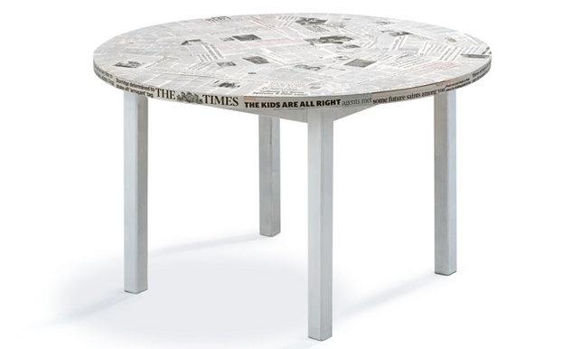 tisch gestalten einlegen lackieren und acryl. Black Bedroom Furniture Sets. Home Design Ideas