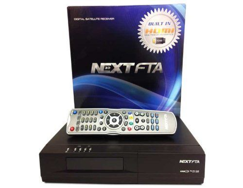 Next FTA Satellite Free-To-Air Receiver by Next FTA. $139.95. The Next FTA satellite receiver is jammed packed with practical and useful features ranging from thousands of programmable channels, to live streaming. Its the only satellite receiver you'll ever want and need so get yours today!