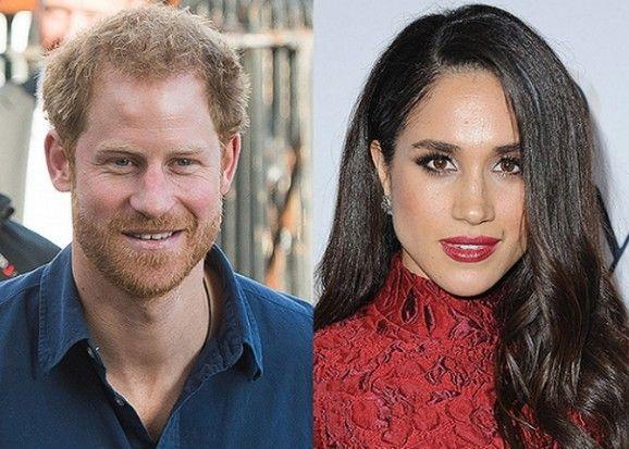 Слухи о романе принца Гарри и актрисы Меган Маркл подтвердились   Звезда дома