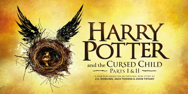 Les fans d'Harry Potter font sabrer le champagne, le 8 ème tome d'Harry Potter va voir le jour initulé : Harry Potter and the cursed child