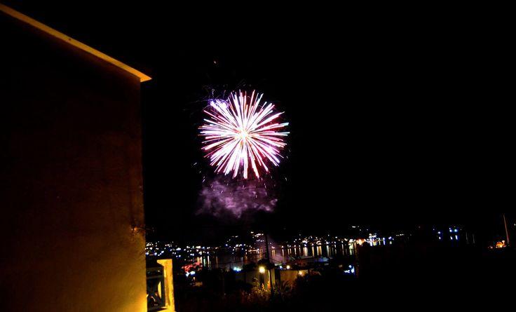 #fireworks of syros ΚΑΚΑΒΙΑ 2013
