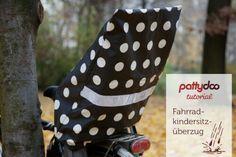 Fahrrad kindersitz Bezug regen