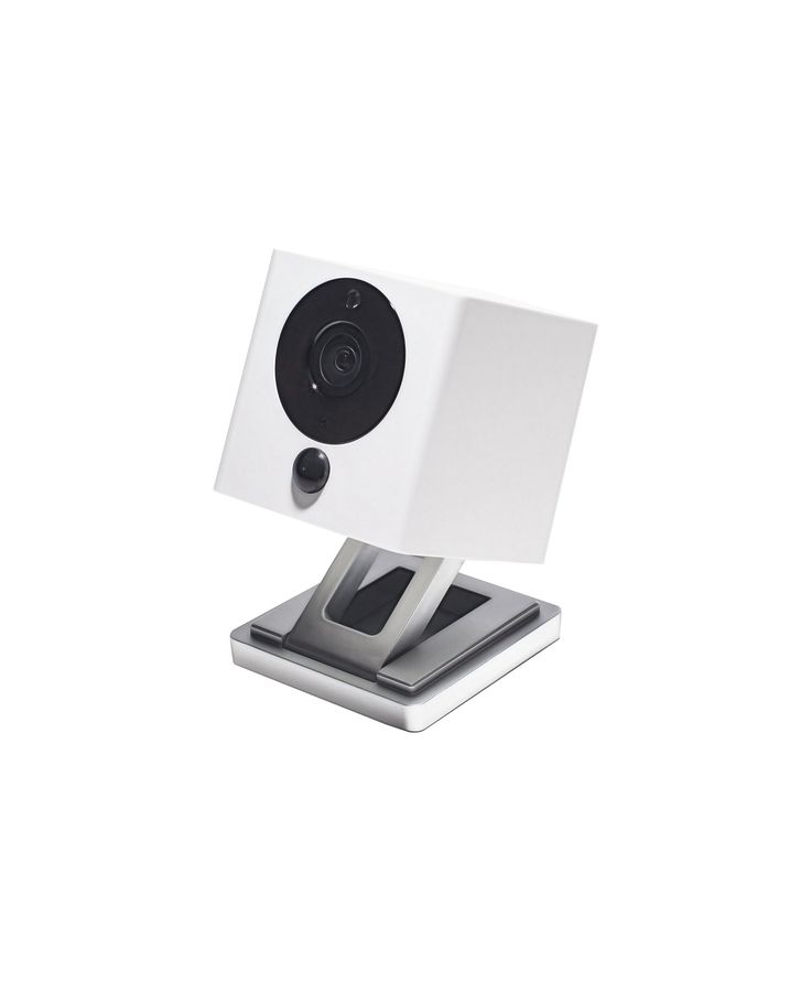 iSmartAlarm Spot HD Video Camera, White. Work as a stand-alone Wi-Fi camera or in conjunction with iSmartAlarm security system with HD streaming video and night vision. Local video storage (up to 64 gb micro sd, not included) and free cloud video storage. Sound recognition (with the ability to identify and notify of carbon monoxide and smoke alarm sirens) and time lapse custom videos. Motion & sound detection and Magnetic mounting with expandable legs. Voice-guided setup, 2-way audio and...