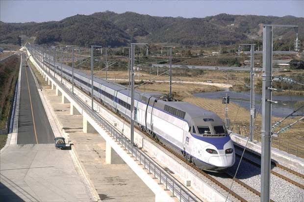 California High Speed Rail planned for 2029 /;)