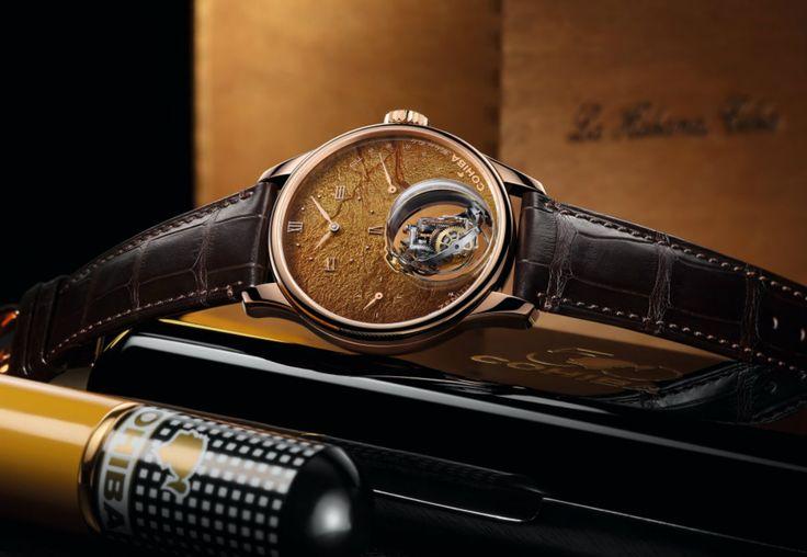 Zenith : une montre exceptionnelle qui ressemble à un cigare | Montre & Accessoires